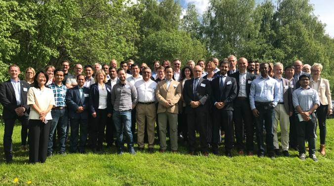 Sediment seminar Trondheim-Norway 6-7-June 2017-Photo-HydroCen