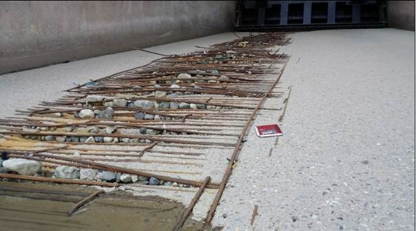 Sedimentation causing problems hydropower installations Peru-photo Statkraft
